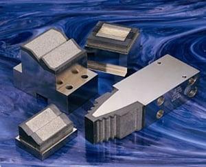 Electrogrip Diamond Blocks and Tools