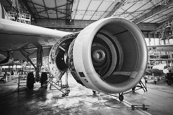Superabrasive finishing solutions to the aerospace industry