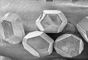 Superabrasive Powders